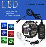 Luces de tira del LED para los coches impermeables