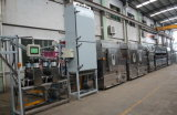 Multitapes Seatbelts Dyeing and Finishing Machine with High temp