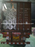 Ligne solide fournisseuse profil d'extrusion de pipe d'aluminium