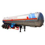 가스 전송 도로 LPG 유조 트럭을 요리하는 트레일러 유형