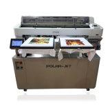 Cabeza de impresión de alta velocidad de Tfp Ditial directo a la impresora dual de la camiseta de la paleta de la ropa