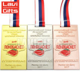 Aleación de zinc baratos personalizados de la medalla de bolos, Bowling la medalla de deporte personalizadas