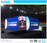 Affichage LED populaires de location pour l'étape, un club, Studio de télévision