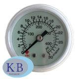 Naite белый хром пластину светового индикатора давления для медицинских здорового образа с помощью