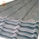 Excelente isolamento clarabóia de fibra de plástico reforçado por fibra de Papelão Ondulado painel do tecto para a Piscina