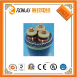 O cabo de Rvvp/multi núcleo protegeu Cable/PVC elétrico flexível isolado e selecionou o cabo de controle
