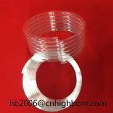 Buis van het Kwarts van het Kristal van de Hoge Zuiverheid van Baibo de Duidelijke Spiraal Gesmolten