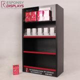 ショッピング記憶装置の熱販売の木及びアクリルの反対表のタバコの陳列ケースの使用