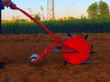 De hand Planter van de Meststof van de Sojaboon van het Graan van de Zaaimachine Zaaiende