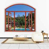 Высокосортное окно Casement металла резиденции
