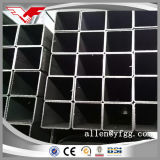 ASTM A500 GR. Casilla negra de B y tubo rectangular del acero del edificio