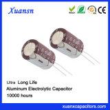 De Condensator van de LEIDENE Levering van de Macht Elektrolytische 5.6UF 450V