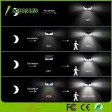 LEDのデッキ、前ドア、テラス、裏庭、庭、太陽ライトのための動きによって作動する自動オン/オフの防水太陽動きセンサー屋外ライト