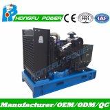 Diesel 100kVA/Energie/elektrisches/leises/geöffnetes Generator-Set mit Shangchai Sdec Motor