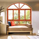 Commercial de la fenêtre en aluminium avec double vitrage pour la construction
