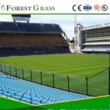 Fußball-und Fußballplatz-spezielles künstliches Gras (SB)
