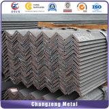 Fer cornière en acier prix d'usine digne de confiance avec l'échantillon (CZ-A31)