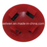 Крышка для рукоятки коробки передач автомобиля Golf IV - красный 5 скорости