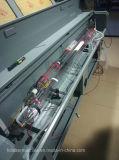Material da sapata de PU couro máquina de corte a laser com cabeça dupla