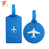 Eco-Friendly бирка багажа PVC, изготовленный на заказ бирки багажа логоса, названная бирка (YB-t-004)