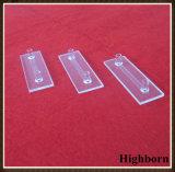 El enmascarado modificado para requisitos particulares vendedor superior del uno mismo continuo atraviesa la cubeta del cuarzo