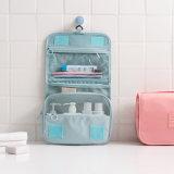 Simple lavado multifunción desmontable colgando de almacenamiento de viajes Bolsa de cosméticos y maquillaje