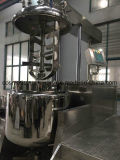Rhj-D 500L PLC制御System 装飾的なクリーム色の混合機械