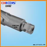 ユニバーサルすね50mmの切込み歯丈の炭化物によってひっくり返される環状のカッター