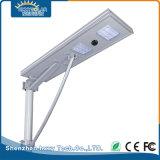 IP65 25W Lámpara LED de exterior de la luz de calle solar integrada