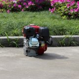 Engine d'essence de compresseur d'air du prix usine de la Chine 6.5HP