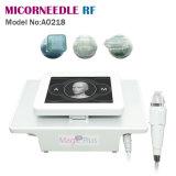 Bruch-HF-Nadel MikroNeedling Antiaushärtungs-Schönheits-Maschine