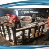 インドの市場のための電子か熱い浸された電流を通された鋼鉄鉄ワイヤー工場
