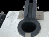 15kw 10kg Metallkettenkippenschmelzende Maschine