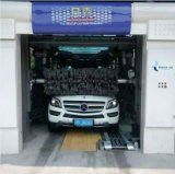 Entièrement automatique machine à laver la voiture du Tunnel de l'équipement du système pour le nettoyage de la fabrication en usine de lavage rapide 14 brosses de haute qualité