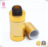 Золотой лосьон контейнер с головкой крышки для упаковки