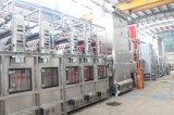 安全ベルトのための高温連続的な染まるおよび仕上げ機械