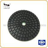 Granite Tile Marble를 위한 가장 새로운 Low Price Resin Diamond Wet Polishing Pad