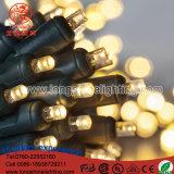 Iluminación LED de batería LED de 5 mm Twinkle Decoración de Navidad cuento de las luces del Patio