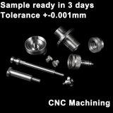 Tornos CNC usinagem personalizada Peças, peças de latão, cobre peças em Shenzhen Fabricante