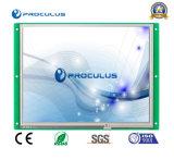 Angle de visualisation large, TFT LCD de 9.7 '' IPS avec l'écran tactile de Rtp/P-Cap