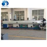Máquina ondulada da extrusão da tubulação da parede dobro do PVC dos PP do HDPE