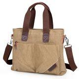 Toile pliable de mode loisirs Mallette Messenger Bag Sac fourre-tout