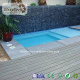 Decking di legno composito esterno della piscina WPC