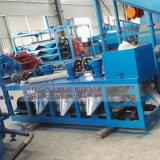 Separators van het Magnetische Broodje van de Mijnbouw van paragraaf van Separador van Magnetico de Minerale