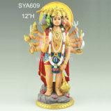 Dio indù della più nuova resina di disegno da vendere