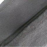 Конструкция людей изготовления OEM промелькивает вверх черное печатание Hoodie разрядки