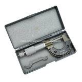 mini micrometro di micrometri poco costosi 25mm/0.01 fuori del micrometro di Micrometro