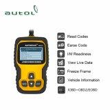L'appui de tous les protocoles OBD II Autophix OM127 voiture Analyseur du moteur du scanner OM217 OBD 2 outil de numérisation
