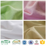 0.5-5mm Stapel-Polyester-super weiches Polyester-Spielzeug-Gewebe 100% Velboa