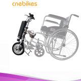 Handcycle elettrico alla moda e favorevole all'ambiente